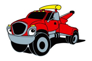 tow-truck-red