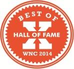Best of WNC 2014 Orange Badge